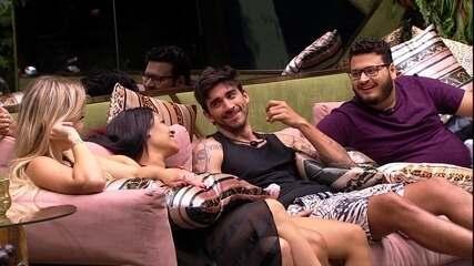 Flayslane sonha com feat com Anitta e Guilherme conta que já dançou com a cantora