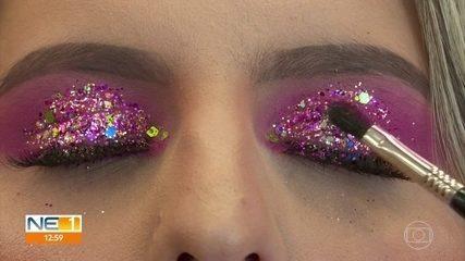 Confira as tendências de maquiagem para o carnaval do Recife e de Olinda