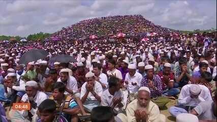 Corte de Justiça da ONU determina que Mianmar adote medidas para proteger rohingyas