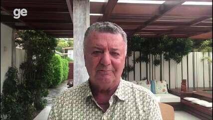 """Arnaldo Cezar Coelho lamenta morte de Sérgio Noronha: """"Perdi um grande amigo"""""""