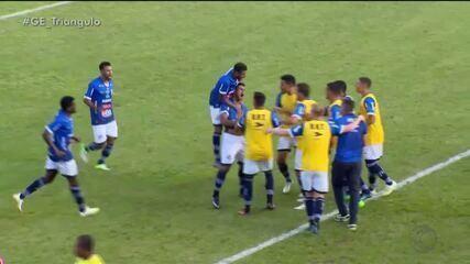 URT vence Patrocinense em casa e sobe na tabela do Mineiro