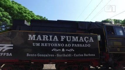 DESCUBRA O BRASIL - Garibaldi