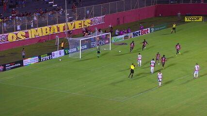 Melhores momentos de Vitória 2 x 2 Juazeirense pela 3ª rodada do Campeonato Baiano