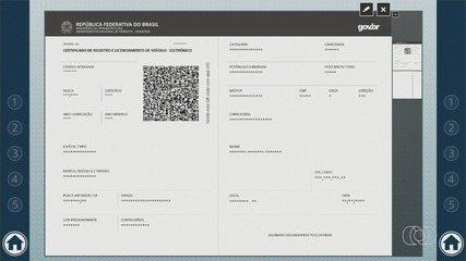 Licenciamento de veículos passa a ser feito de forma digital em Goiás