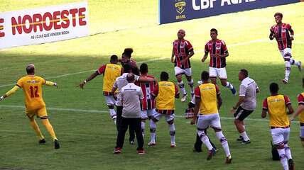 Os melhores momentos de River-PI 3 x 1 CSA pela segunda rodada da Copa do Nordeste