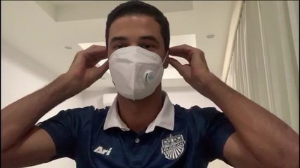 Propagação do Coronavírus preocupa OMS e atletas brasileiros contam rotina de prevenção na China
