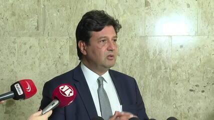 Ministro da Saúde comenta repatriação de brasileiros que estão em Wuhan, na China