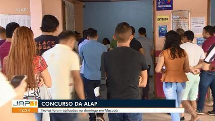 Mais de 9 mil inscritos faltaram no concurso público da Assembleia Legislativa do Amapá