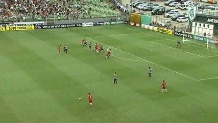Tombense empata com Atlético-MG no Independência