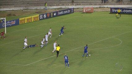 Confiança fica no empate com o Botafogo-PB no Almeidão