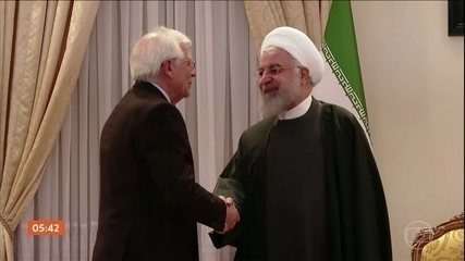 Presidente do Irã diz que está pronto para cooperar em questões sobre acordo nuclear