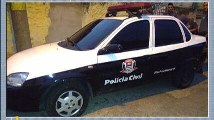 Viatura dublê da Polícia Civil é encontrada em Itaquaquecetuba