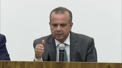 Rogério Marinho assume o Ministério do Desenvolvimento Regional