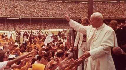 Visita do papa a Fortaleza: assista à reportagem da TV Verdes Mares de 1980