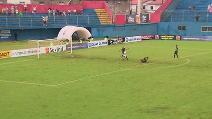 Melhores momentos de Marcílio Dias 1 x 0 Chapecoense