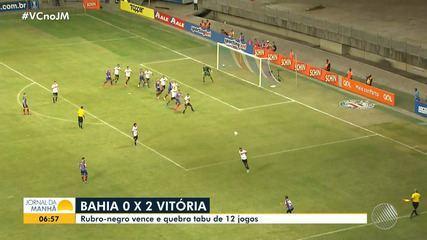Vitória vence o Bahia no primeiro Ba-Vi do ano e torcida tricolor reclama do técnico
