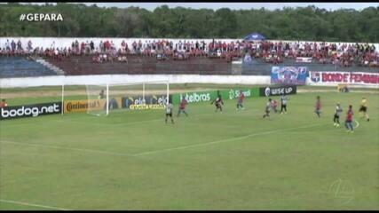 Bragantino perde para o Ceará e é eliminado da Copa do Brasil. Veja como foi: