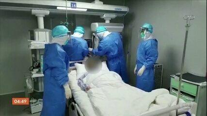 China anuncia mais de cinco mil casos novos casos do novo coronavírus, o Covid-19