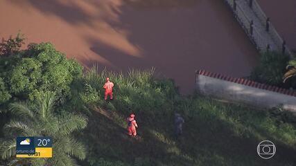 Corpo de criança desaparecida em Juatuba é encontrado dentro de lagoa