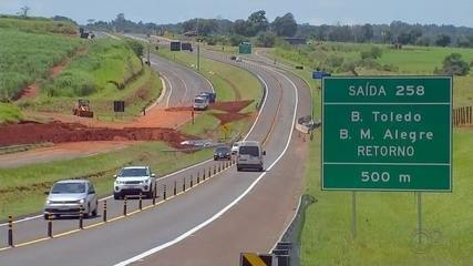 Trecho da Rondon é liberado após interdição por cratera que se abriu e 'engoliu' caminhão