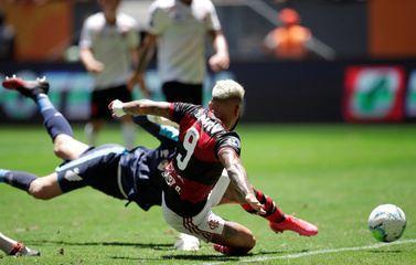 Melhores momentos de Flamengo 3 x 0 Athletico-PR pela Supercopa do Brasil