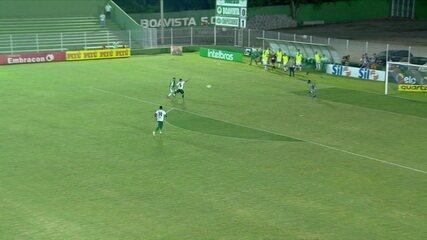 Melhores momentos: Boavista 0 x 2 Chapecoense pela Copa do Brasil