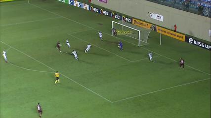 Veja os melhores momentos de Oeste 1 (2) x (4) 1 Ceará pela Copa do Brasil