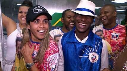 Marta vira samba-enredo da Inocentes de Belfort Roxo