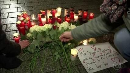 Polícia da Alemanha identifica homem que matou nove pessoas em ataque em Hanau