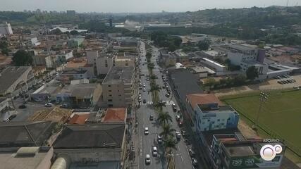 Jardim Saira registrou o maior volume de chuva em Sorocaba