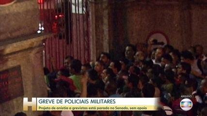 Movimento de PMs no Ceará traz de volta debate sobre anistia a militares grevistas