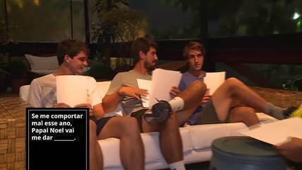 Jogo de cartas do tênis no Rio Open tem Felipe Meligeni como vencedor
