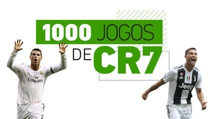 CR7 1000 jogos: PVC, Marcelo Barreto e Tim Vickery analisam carreira do craque