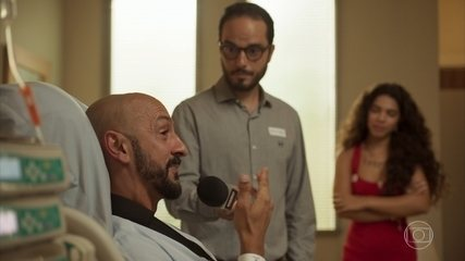 Álvaro concede entrevista e afirma que realmente quis salvar a vida de Raul