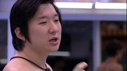 Pyong sobre a Eliminação: 'Hoje é uma incógnita'