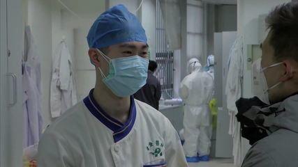 Enfermeiro relata rotina em hospital em Wuhan