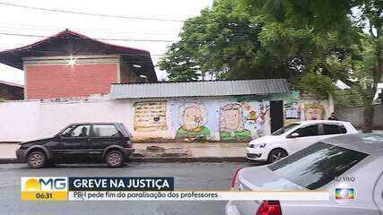 Prefeitura de BH entra na Justiça contra a greve dos servidores da educação