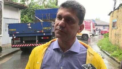 Prefeitura de São Vicente, na Baixada Santista, declara estado de calamidade pública