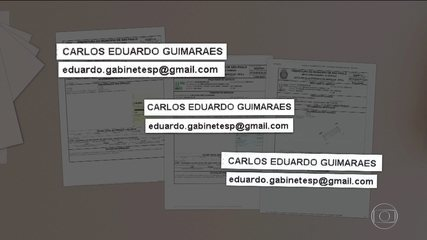 Documento liga gabinete de Eduardo Bolsonaro à divulgação de fake news