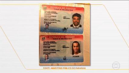 Ronaldinho Gaúcho é investigado por posse de passaporte falso no Paraguai