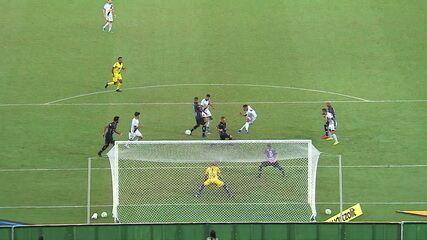 Melhores momentos de Vasco 1 x 0 ABC pela Copa do Brasil 2020