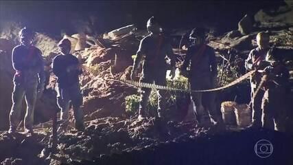 Número de mortos em tragédia na Baixada Santista chega a 29