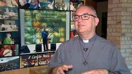 Padre Lúcio Tardivo fala sobre expectativas para o evento na Comunidade Betânia