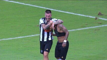 Com gol no final, Atlético vence Cruzeiro no primeiro clássico de 2020