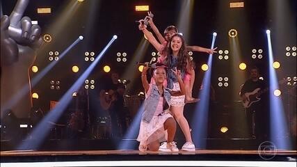 Alice Araújo, Gaby Novais e Luísa Martins cantam 'Do Seu Lado'