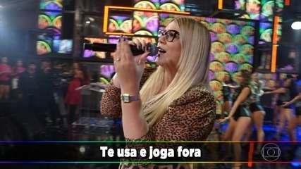 Marília Mendonça também soltou a voz em 'Supera'