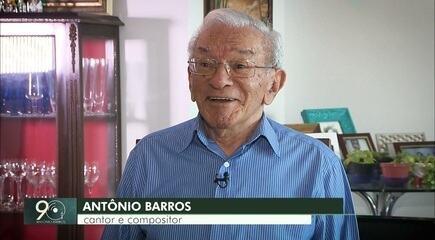 Cantor e compositor paraibano, Antônio Barros completa 90 anos