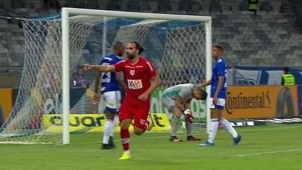 Melhores momentos: Cruzeiro 0 x 2 CRB pela 3ª fase da Copa do Brasil 2020
