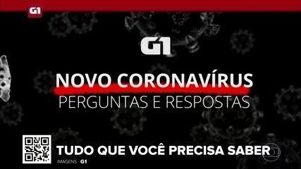 G1 em 1 Minuto: Com coronavírus e incertezas, Brasil pode ter 4º ano de crescimento fraco