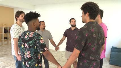 Coletivo masculino Entre Homens incentiva e discute temas ligados à masculinidade saudável